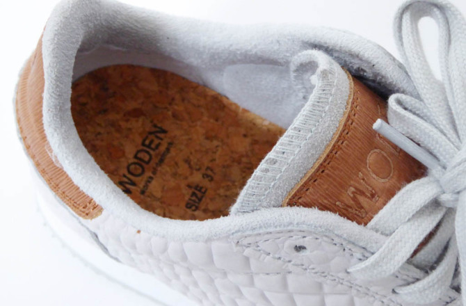 Woden shoes