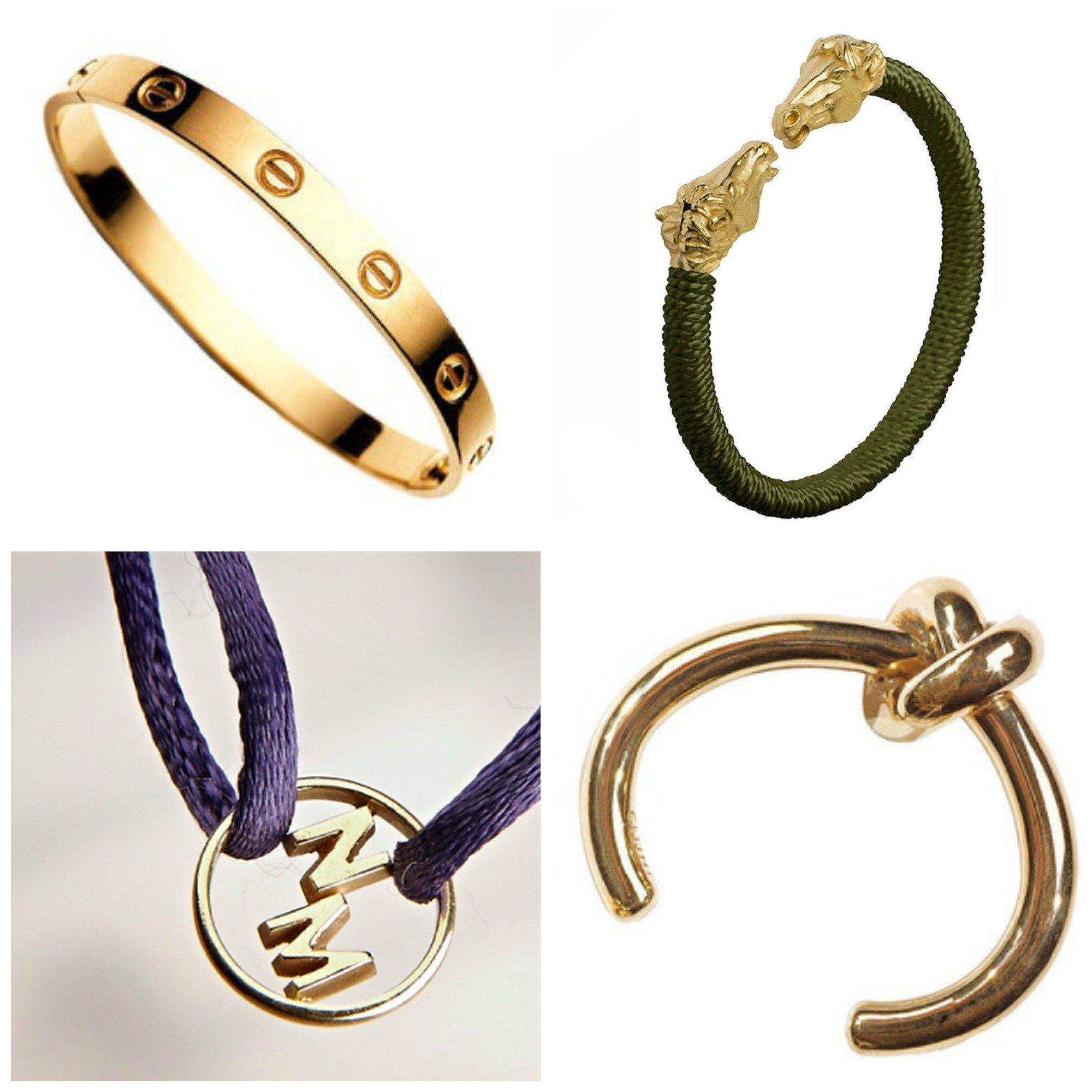 Voorkeur Cartier love bracelet, Zodiac, Minitials, Celine knot bracelet  JA33