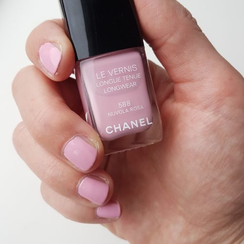 pretty chanel nagellak - pearls&stripes blog